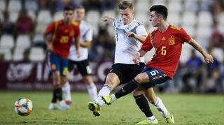 U21s draw 1-1 with defending European champions