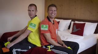 Kartenduell: Dr. Felix Brych und Marco Fritz