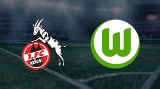 Highlights: 1. FC Köln - VfL Wolfsburg