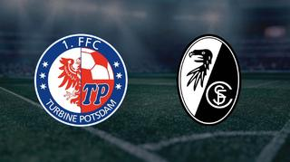 Highlights: 1. FFC Turbine Potsdam - SC Freiburg