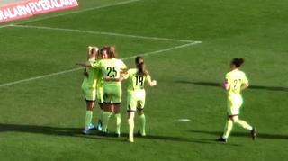 Highlights: FF USV Jena vs.  SGS Essen