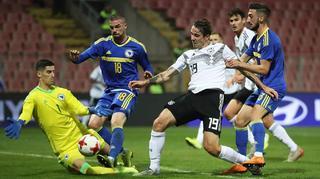 Kilian and Nmecha score in win over Bosnia-Herzegovina
