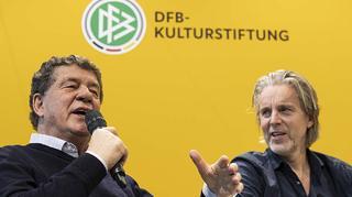 Die DFB-Kulturstiftung auf der Frankfurter Buchmesse