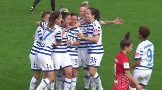 Highlights: SC Sand vs. MSV Duisburg