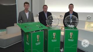 DFB-Pokal der Junioren: Auslosung des Viertelfinales