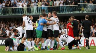SC Verl: Mit vollem Einsatz zum nächsten Pokalwunder