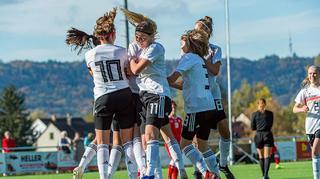 U 15-Juniorinnen: Die erste Länderspiel-Woche