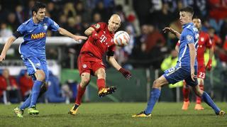 Pokalhistorie: Bochum gegen Bayern