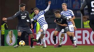 DFB Cup Men: MSV Duisburg vs TSG Hoffenheim