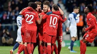 DFB Cup Men: VfL Bochum vs Bayern München