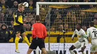 DFB Cup Men: Borussia Dortmund vs Borussia Mönchengladbach
