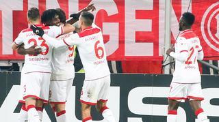 DFB Cup Men: Fortuna Düsseldorf vs Erzgebirge Aue