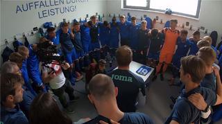 Inside TSG U 17 – Die Junioren-Bundesliga Doku: Fußballträume