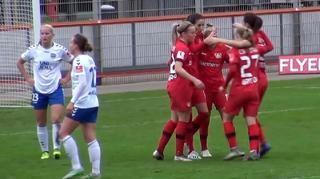 Highlights: Bayer 04 Leverkusen vs. FF USV Jena