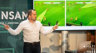 Medien-Workshop der DFB-Akademie
