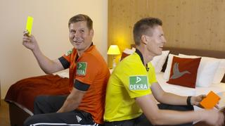 Kartenduell: Frank Willenborg und Daniel Siebert