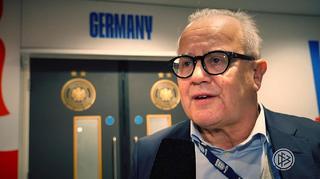 DFB-Delegation: Stimmen zum Sieg gegen England