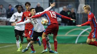 Tschechien stoppt Siegesserie der U 16-Junioren