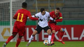 Euros qualification: U21s suffer defeat to Belgium