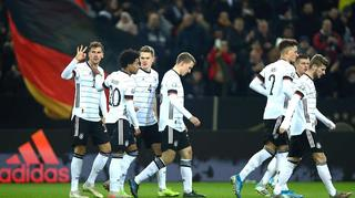 Germany qualify for EURO 2020 after 4-0 win over Belarus