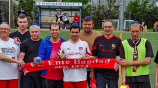 Julius Hirsch Preis: FC Ente Bagdad