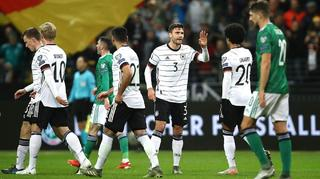 Germany top group with 6-1 win over Northern Ireland