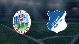 Highlights: 1. FFC Frankfurt vs. TSG 1899 Hoffenheim