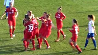 Highlights: FF USV Jena vs.  SC Sand