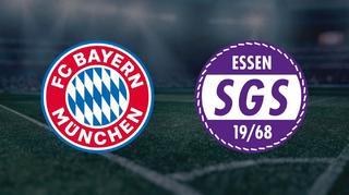 Highlights: FC Bayern München vs. SGS Essen
