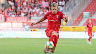 Highlights: Hallescher FC - FC Würzburger Kickers