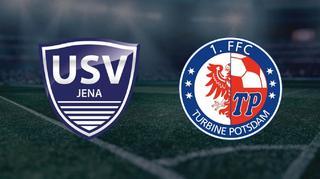 Highlights: FF USV Jena - 1. FFC Turbine Potsdam