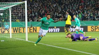 DFB Cup Men: Werder Bremen vs Borussia Dortmund