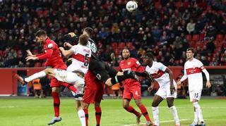 DFB Cup Men: Bayer 04 Leverkusen vs VfB Stuttgart