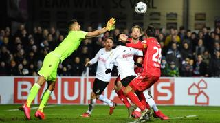 DFB Cup Men: SC Verl vs 1. FC Union Berlin