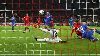 DFB Cup Men: Bayern München vs TSG Hoffenheim