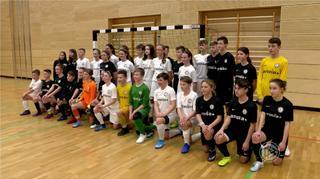 Futsal: Pilotprojekt im 2+2 gegen 2+2