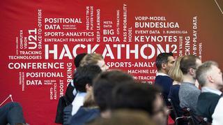 Kick-off zum zweiten Hackathon der DFB-Akademie