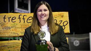 Amateure des Jahres: Theresa Altendeitering in Lohne geehrt