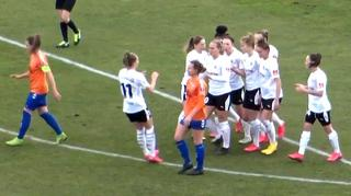 Highlights: FF USV Jena vs. 1. FFC Frankfurt