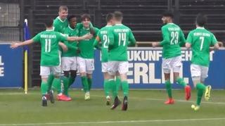 17. Spieltag A-Junioren-Bundesliga: Alle Spiele, alle Tore