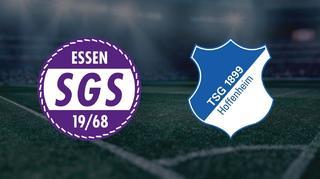 Highlights: SGS Essen vs. TSG 1899 Hoffenheim