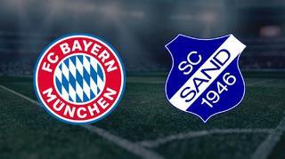 Highlights: FC Bayern München - SC Sand