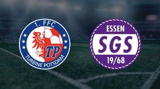 Highlights: 1. FFC Turbine Potsdam vs. SGS Essen