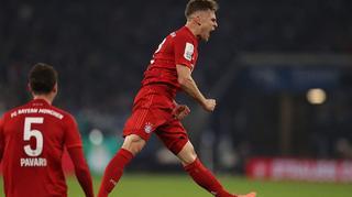 DFB Cup Men: Schalke 04 vs Bayern München