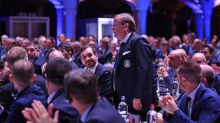 Dr. Rainer Koch zur Wahl ins UEFA-Exekutivkomitee