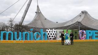 Munich loves Europe: Sasic und Lahm leiten den EM-Countdown ein