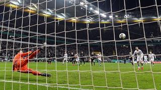 DFB Cup Men: Eintracht Frankfurt vs  Werder Bremen