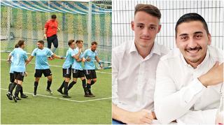 Fußball versöhnt Täter und Opfer: Sepp-Herberger-Urkunde für TSV Elmshausen