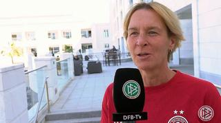 Interview mit Martina Voss-Tecklenburg
