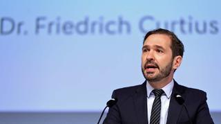 DFB-Generalsekretär Dr. Friedrich Curtius zur aktuellen Situation